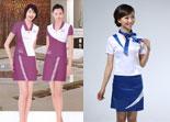 空姐服丨促销服